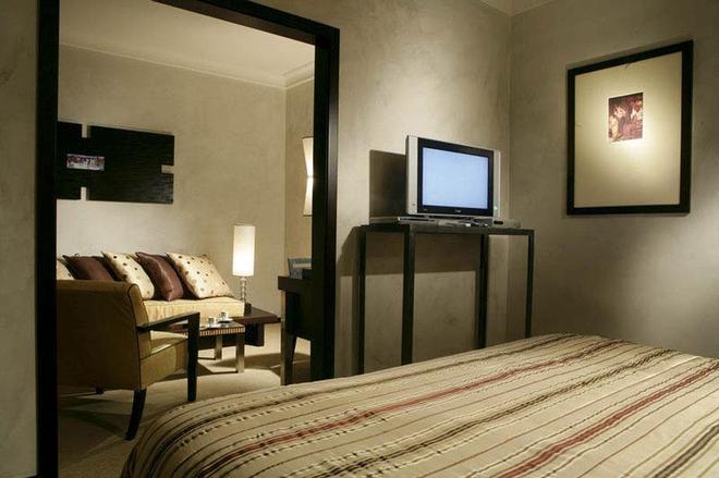 城市豪華賓館 - 羅馬 - 臥室