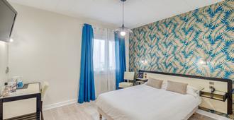 Hotel des Deux Moulins - לימוז' - חדר שינה