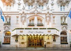 Hotel Monteleone - Nueva Orleans - Edificio