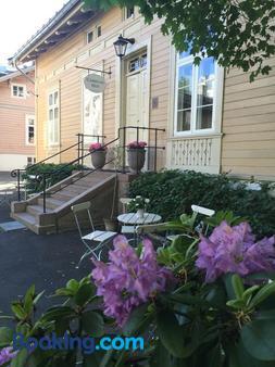 Camillas Hus - Oslo - Toà nhà