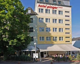Hotel Pinger - Remagen - Gebouw
