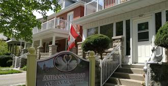 Ambassador's Inn Next Door - Stratford - Edificio