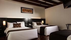 Hotel Ferre De Ville - Lima - Bedroom