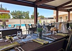 Best Western Marseille Aeroport - Vitrolles - Restaurant