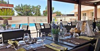 Best Western Marseille Aeroport - Vitrolles - Restaurante