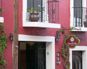 Hotel Casa de Vino - Tequisquiapan - Edificio