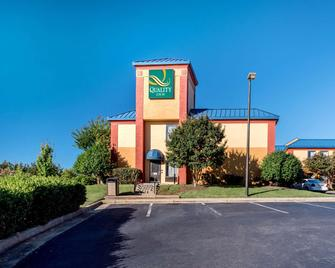 Quality Inn Clemmons I-40 - Clemmons - Building
