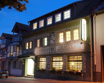 Hotel Klingelhöffer - Alsfeld - Edificio