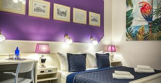 Hotel Wittelsbach am Kurfürstendamm - ברלין - חדר שינה