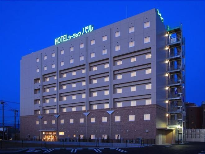 Hotel Sealuck Pal Takasaki - Takasaki - Κτίριο