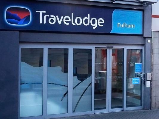 Travelodge London Fulham - London - Building
