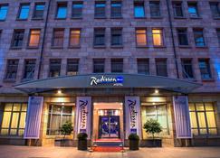 Radisson Blu Hotel, Bremen - Bremen - Building