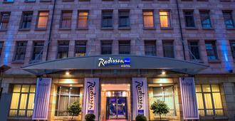 Radisson Blu Hotel, Bremen - Bremen - Gebäude