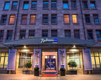 Radisson Blu Hotel, Bremen - Bremen - Edificio