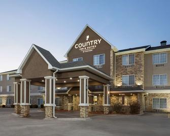 Country Inn & Suites by Radisson, Topeka West, KS - Topeka - Gebäude
