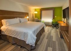 Holiday Inn Express & Suites Lincoln Airport - Линкольн - Спальня
