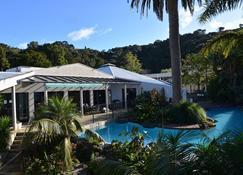 Paihia Pacific Resort Hotel - Paihia - Pool