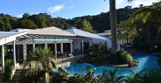 Paihia Pacific Resort Hotel - פאיהיה - בריכה