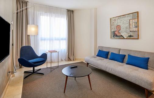 新罕布什爾州里奧哈酒店 (Logroño) - 洛格羅諾 - 洛格羅尼奧 - 臥室