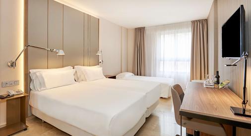 NH Logroño Herencia Rioja - Logroño - Bedroom