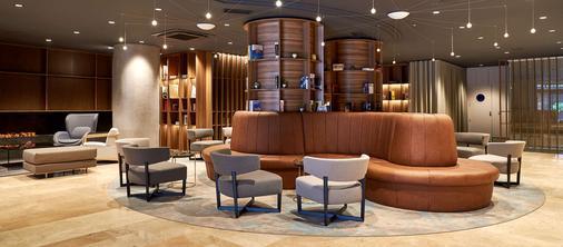 新罕布什爾州里奧哈酒店 (Logroño) - 洛格羅諾 - 洛格羅尼奧 - 大廳
