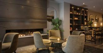 Scandic Oslo City - Oslo - Lounge