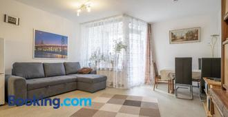 Private Apartment Arcard (5159) - Hannover - Wohnzimmer