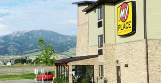 My Place Hotel-Bozeman, MT - Bozeman - Building