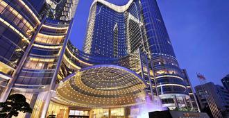 Sofitel Guangzhou Sunrich - Cantón - Edificio