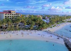 Kaani Grand Seaview - Maafushi - Playa