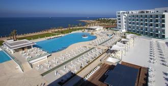 King Evelthon Beach Hotel & Resort - Pafos - Edificio