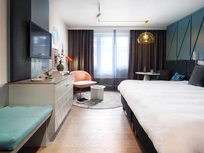 Radisson Blu Scandinavia Hotel, Gothenburg - Gothenburg - Bedroom