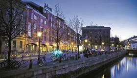 Radisson Blu Scandinavia Hotel, Gothenburg - Gotemburgo - Vista del exterior