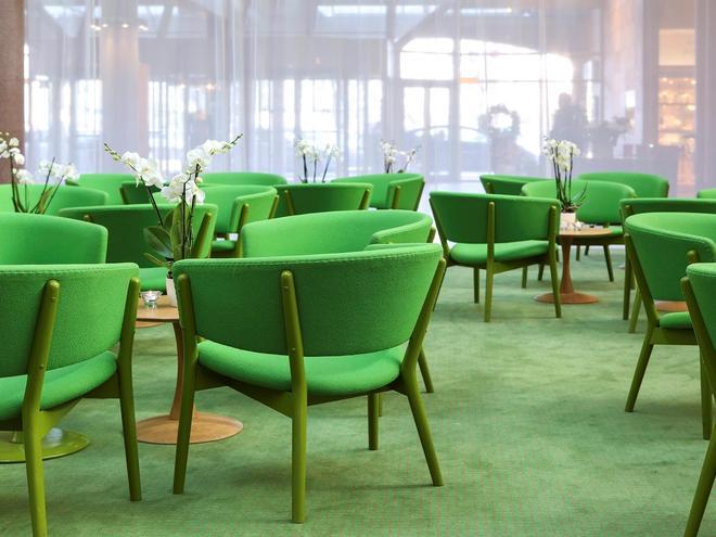 Radisson Blu Scandinavia Hotel, Gothenburg - Gothenburg - Lounge