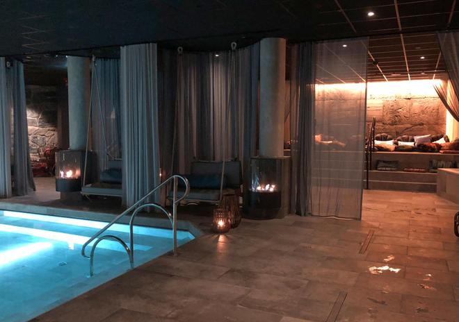 Radisson Blu Scandinavia Hotel, Gothenburg - Gothenburg - Pool