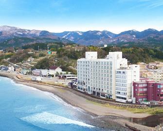 Hotel Koshuen - Wajima - Вигляд зовні