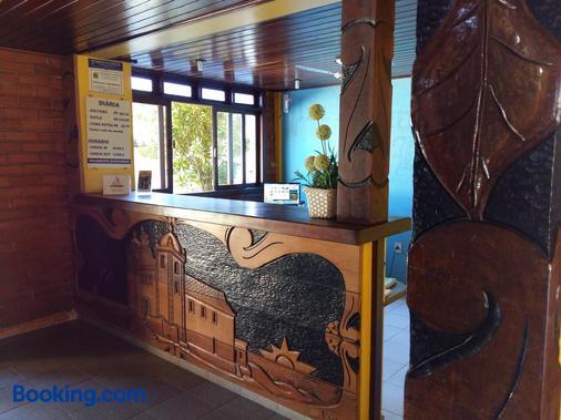 Pousada Portal da Barra - Marataizes - Front desk
