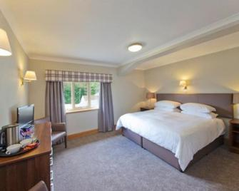 Tyndrum Lodges - Crianlarich - Bedroom