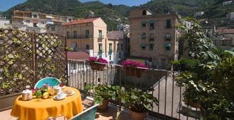 Hotel Santa Lucia - Minori - Balkon