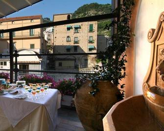 Hotel Santa Lucia - Minori - Gebouw