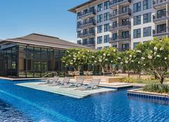 Dusit Thani Residence Davao - Thành phố Davao - Bể bơi