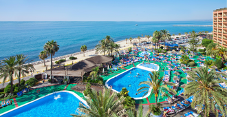 Sunset Beach Club - Benalmádena - Bể bơi