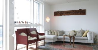 Penthouse in Sydhavn 1135-1 - Copenhagen - Living room