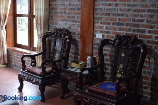 Tam Coc River View Homestay - Ninh Bình - Living room