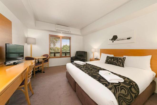 Kingsford Smith Motel - Brisbane - Κρεβατοκάμαρα