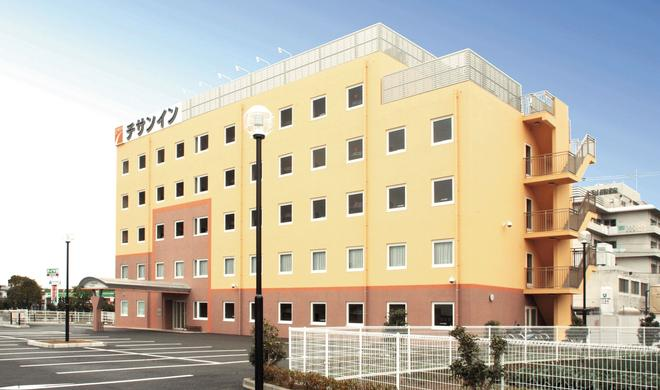 Chisun Inn Kumamoto Miyuki - Kumamoto - Building