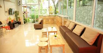Friend's House Resort - Bangkok - Ingresso