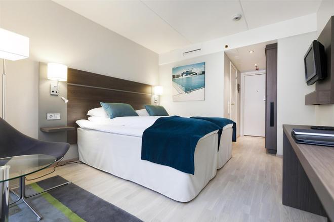 Scandic Victoria Oslo - Oslo - Bedroom