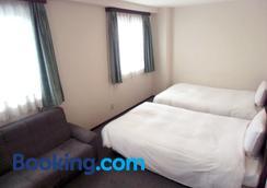 Hotel Green Line - Sendai - Bedroom