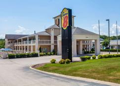 Super 8 by Wyndham Columbia - Columbia - Building